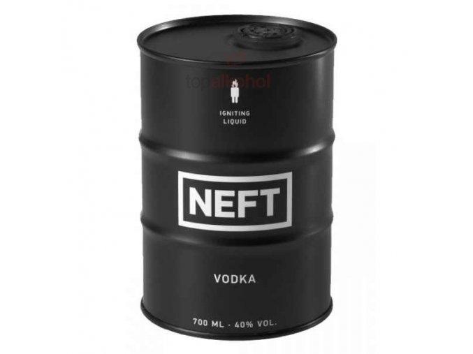 Vodka Neft Black Barrel 40 % 0,7 l