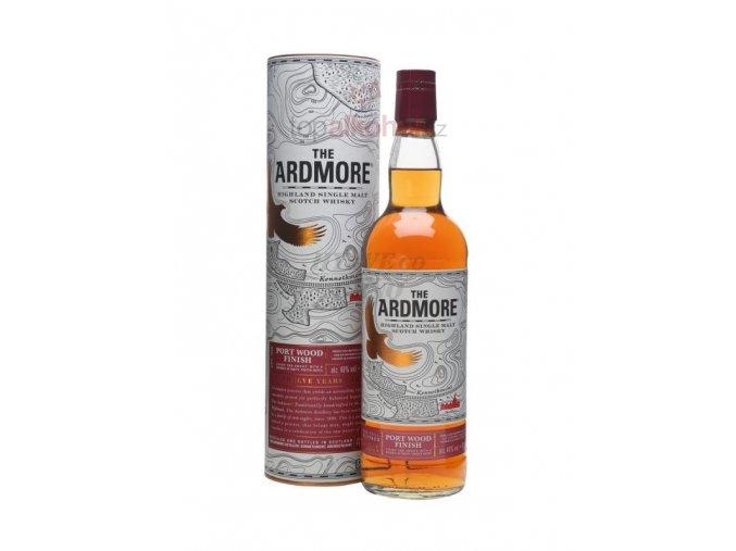 Ardmore 12 yo Port Wood Finish 0,7 l