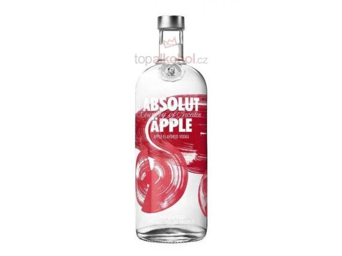 absolut apple 100 cl