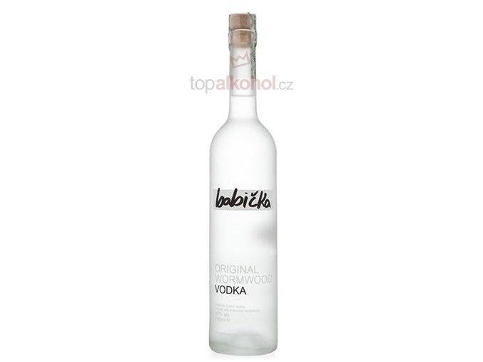 babicka vodka