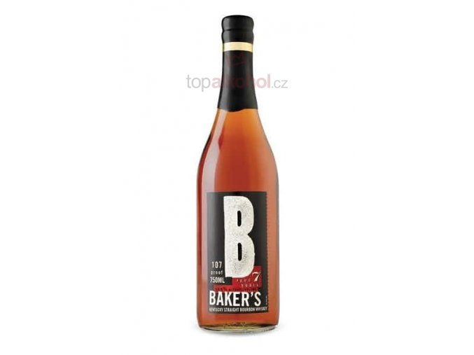 Bakers kentucky straight bourbon whiskey