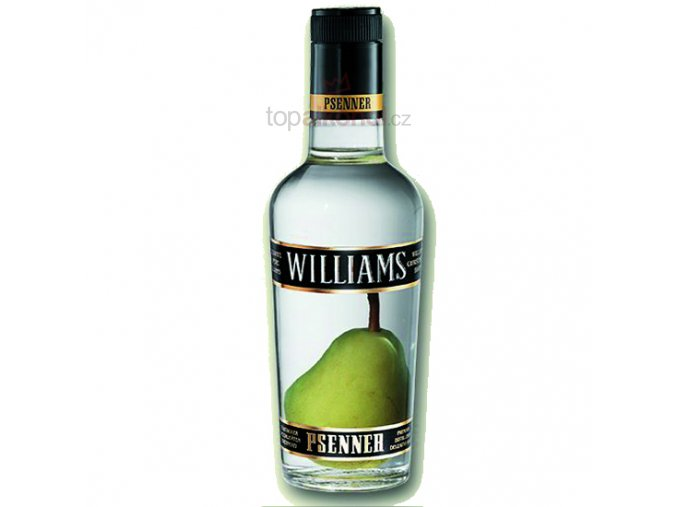 Williams Psenner s hruškou 0,5 l