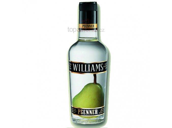 Williams Psenner s hruškou 38 % 0,5 l