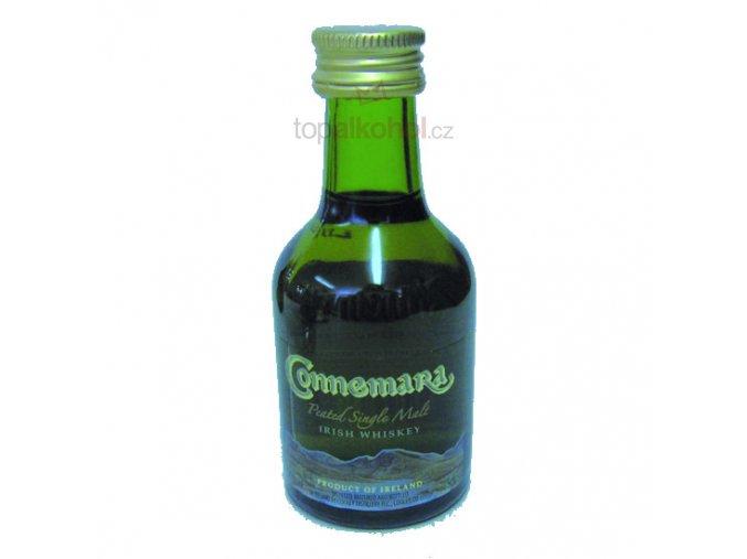 Connemara Peated Single Malt 40 % 0,05 l