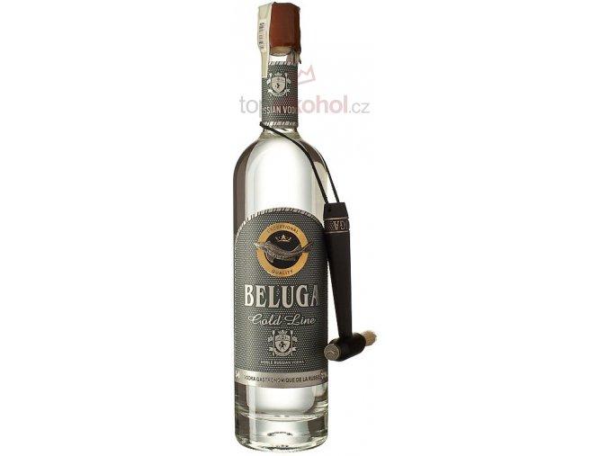 Beluga Gold Line 40 % 0,7 l