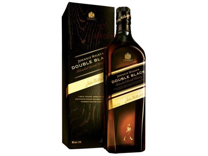 Johnnie Walker double Black Label p