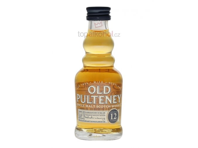 Old punteney 12yo