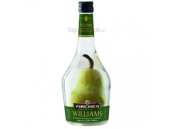 Williams Pircher 0,7 l s hruškou