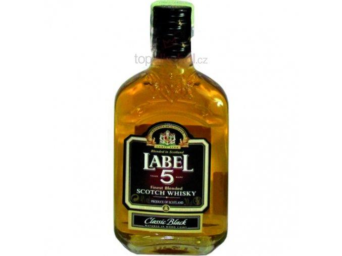 Label 5 40 % 0,2 l