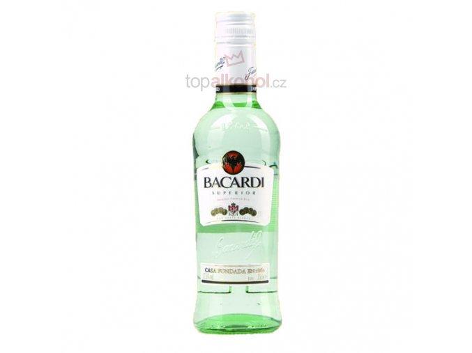 Bacardi Carta Blanca 0,35 l