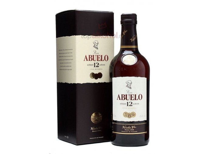 Abuelo 12 anos 40 % 0,7 l