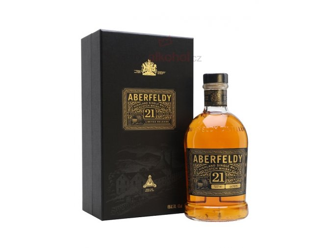 Aberfeldy 21yo