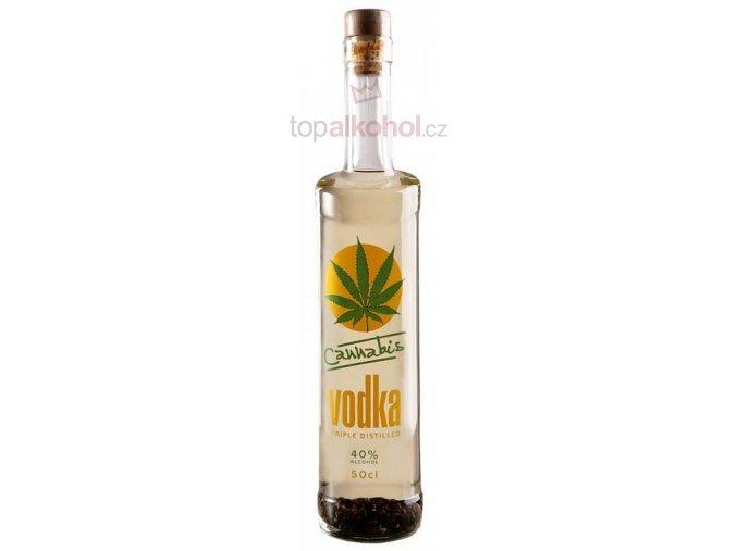 Cannabis vodka 0,5l