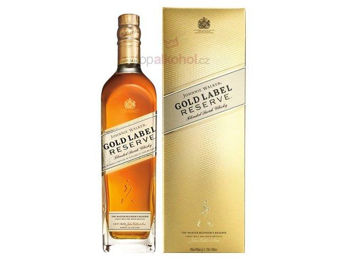 johnnie walker gold label box jumbo slijterij