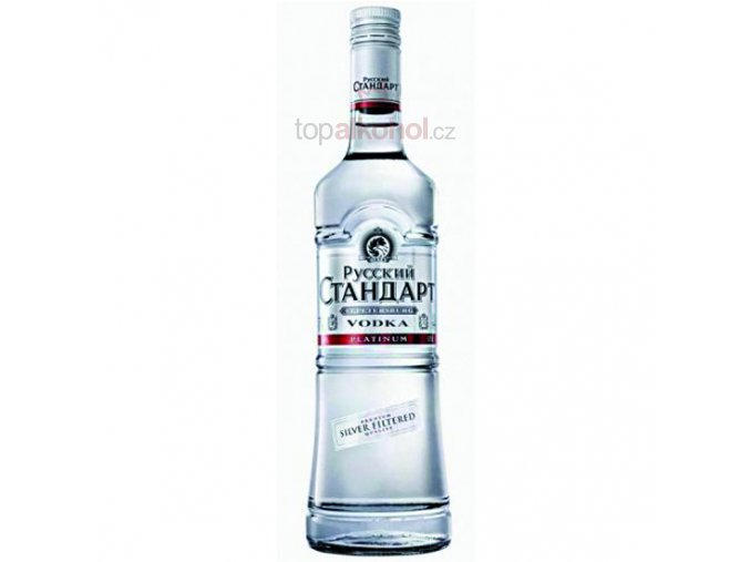 Russian Standard Platinum 40 % 0,7l