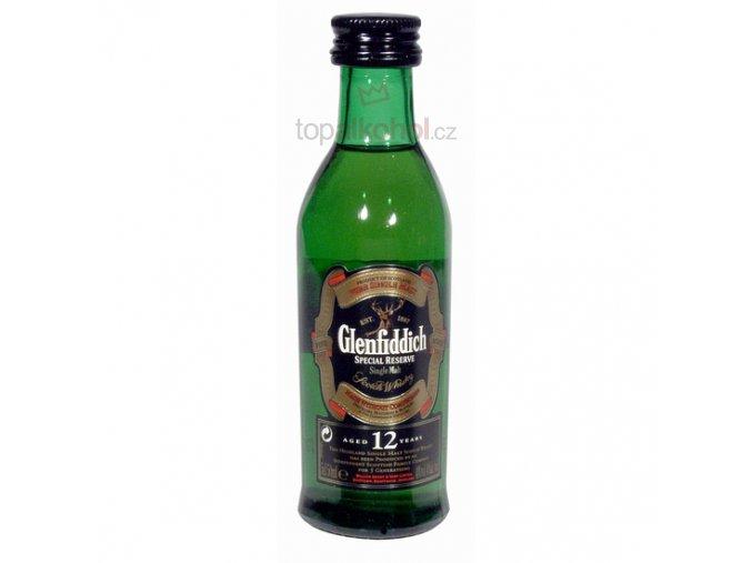 Glenfiddich 12 yo 0,05 l