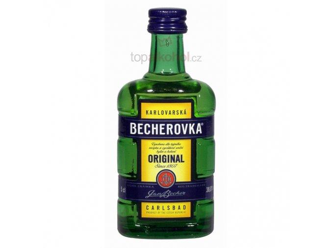 Becherovka 0,05l