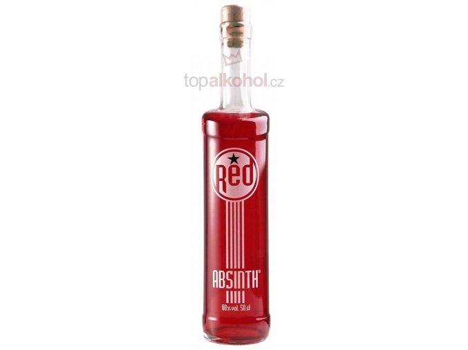 Absinth Red 0,5 l