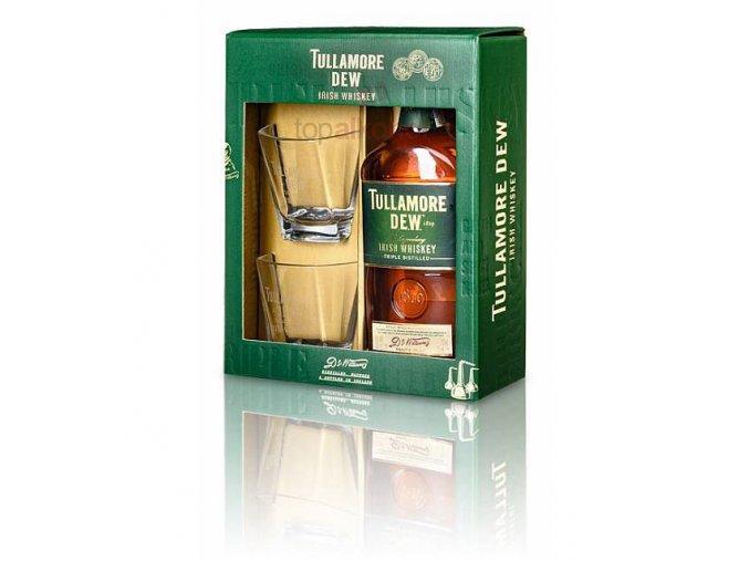 Tullamore Dew 40 % 0,7 l (dárkové balení)