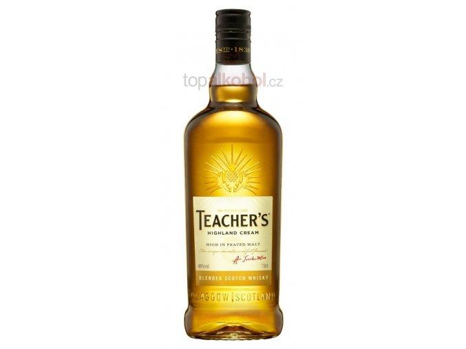 teachers highland cream blended scotch whisky 70cl
