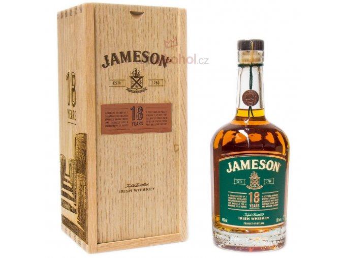 jameson 18 yo bow street gb 700ml 55 3 vol.