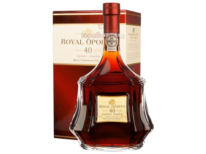 Royal oporto tawny 40y