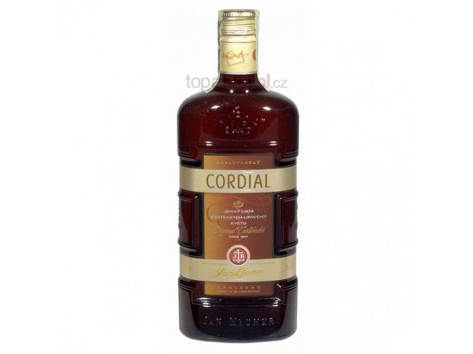 Becherovka Cordial 0,5 l 35 %