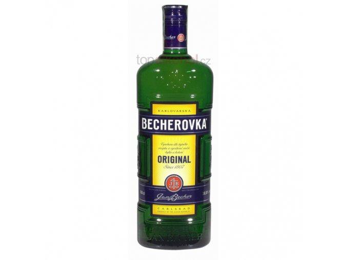 Becherovka 1 l 38 %