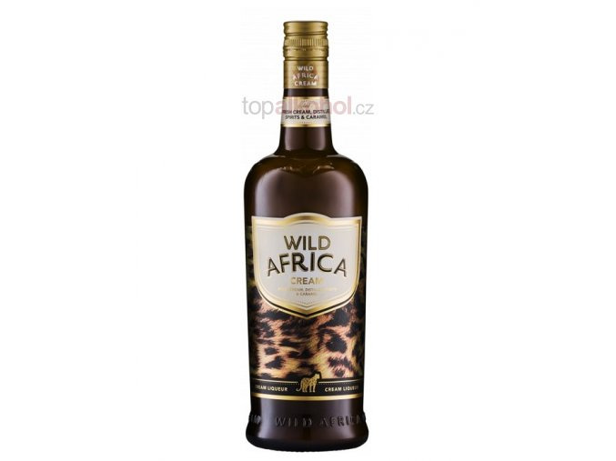 Wild Africa Cream Liqueur 1l
