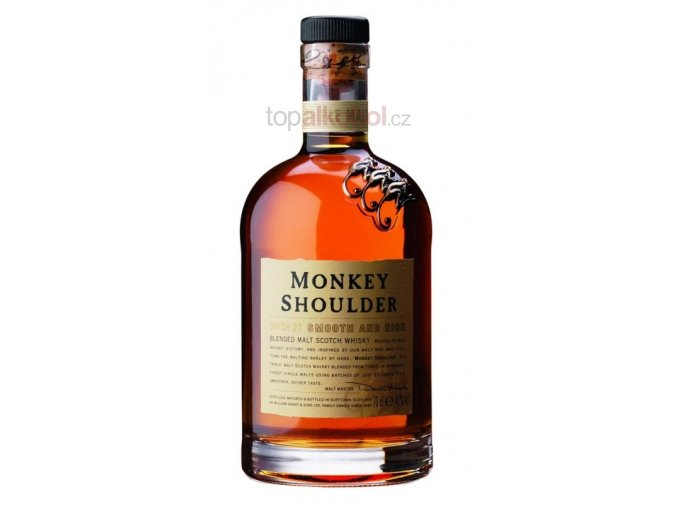 monkey shoulder blended scotch maly