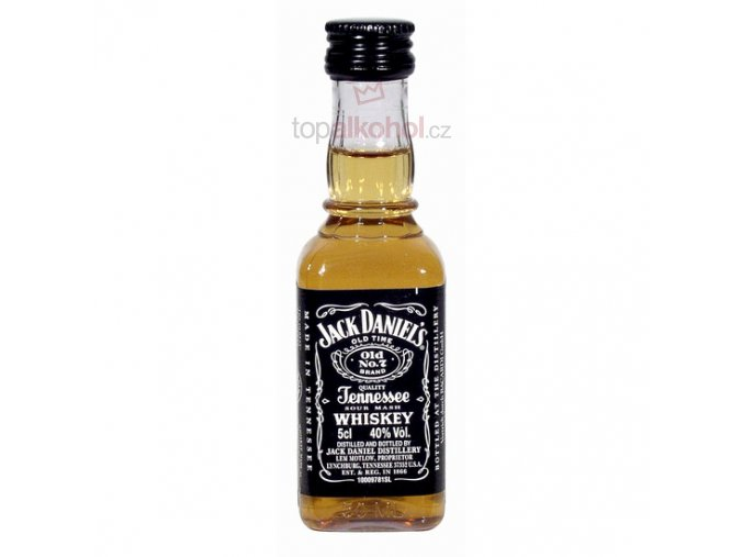 Jack Daniel´s Black 0,05l
