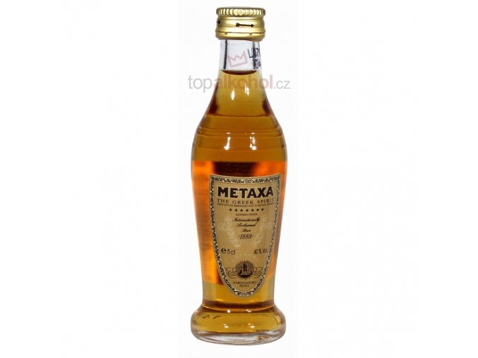 Metaxa 7* 0,05 l