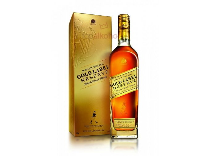 Johnnie Walker Gold Label 0,7 l