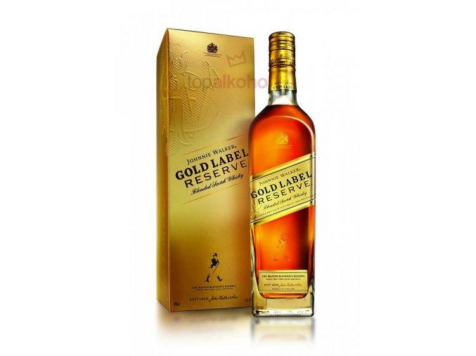 Johnnie Walker Gold Reserve 0,7 l 40 %