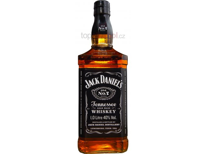 jack daniels tennessee whiskey 1Litre mybottleshop