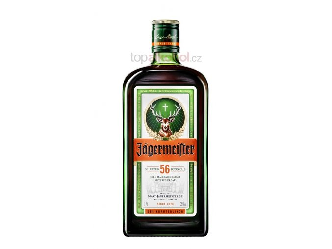 Jagermeister 700 ml maly