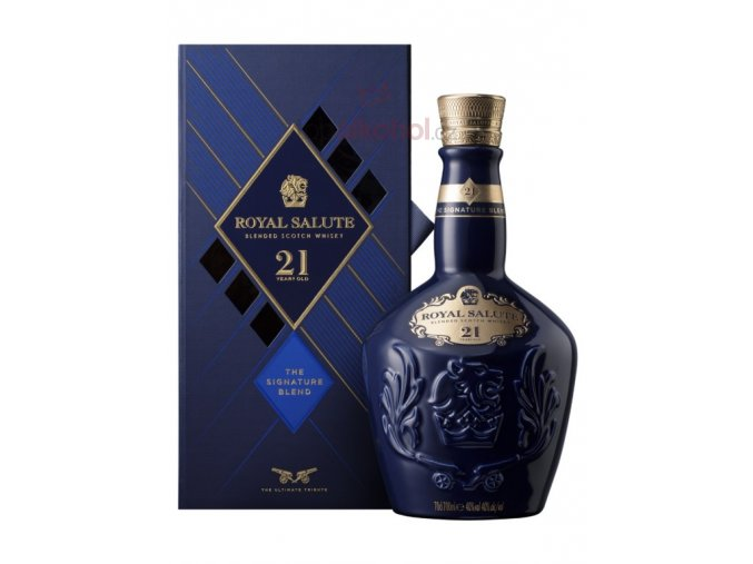 chivas regal royal salute 21y 07 l 40 1534