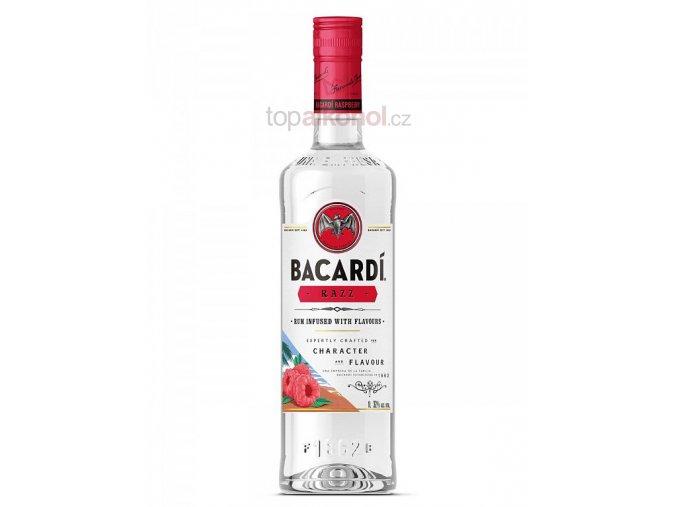 Bacardi Razz 32 % 1 l