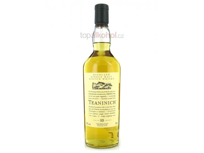 teaninich 10 year old flora and fauna 70cl 42000633 0 1425489746000
