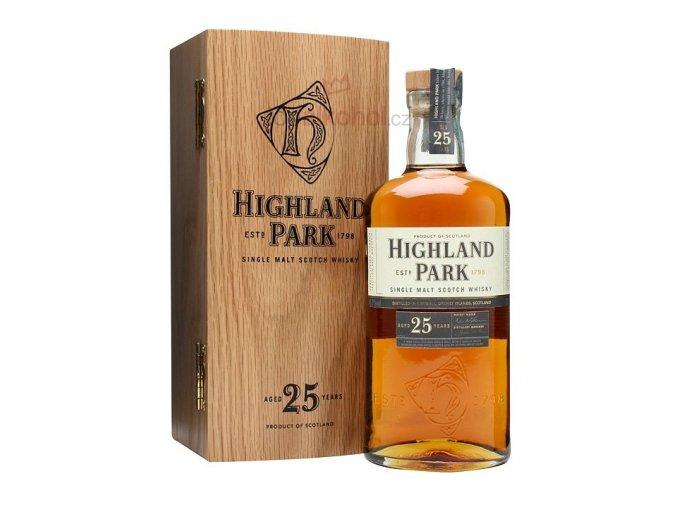 Highland Park 25 yo 0,7 l