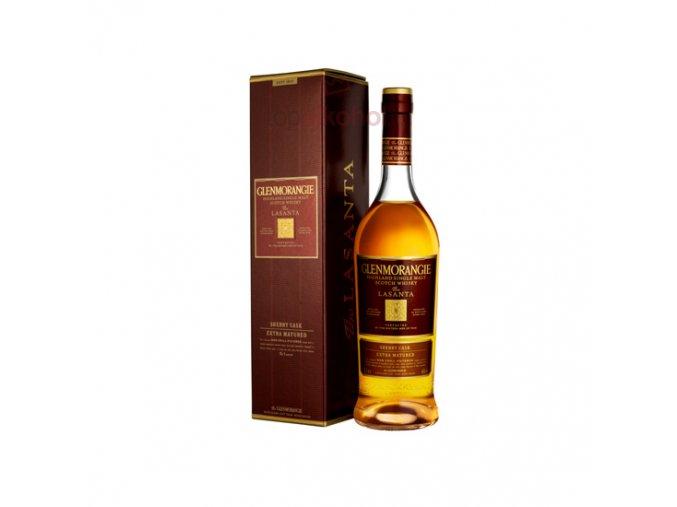 Glenmorangie Lasanta 0,7l 43 %