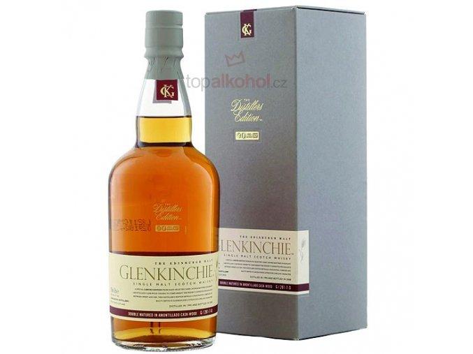 Glenkinchie Distillers Edition 0,7 l