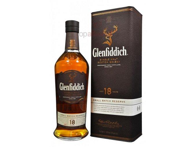 Glenfiddich 18 yo 0,7 l