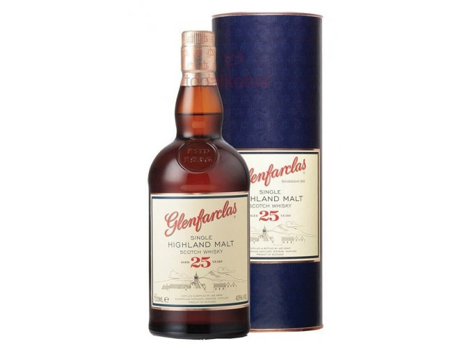 glenfarclas 25yo single malt