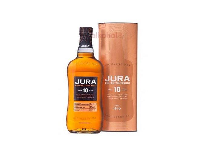 isle of jura origin whisky 10 let 0 7l
