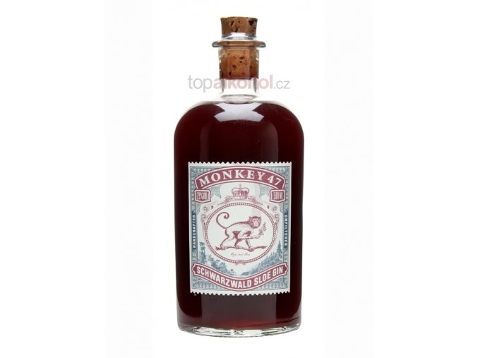 monkey sloe gin