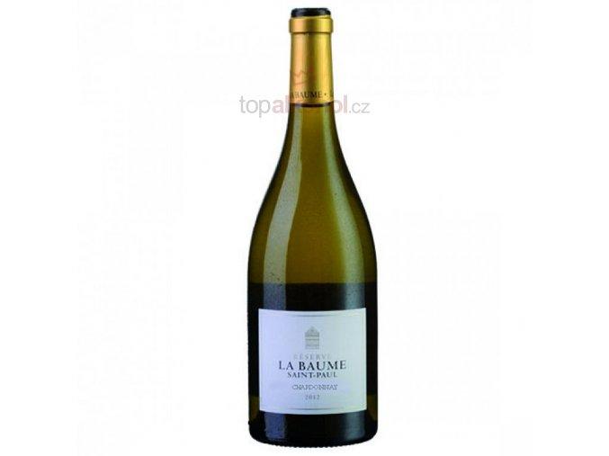 La Baume Saint-Paul Chardonnay 14 % ,75 l
