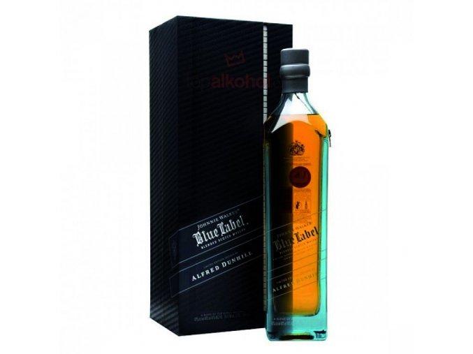 Johnnie Walker Blue Alfred Dunhill 0,7l