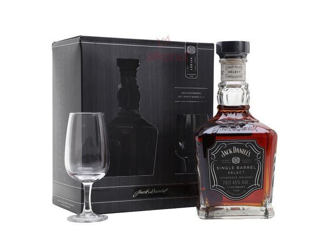 Jack daniels gift box