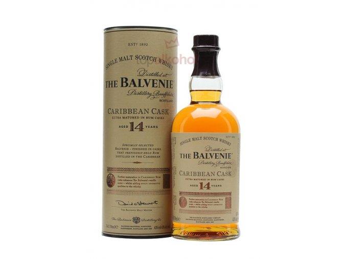 Balvenie 14 yo Old Carribean Cask 0,7 l